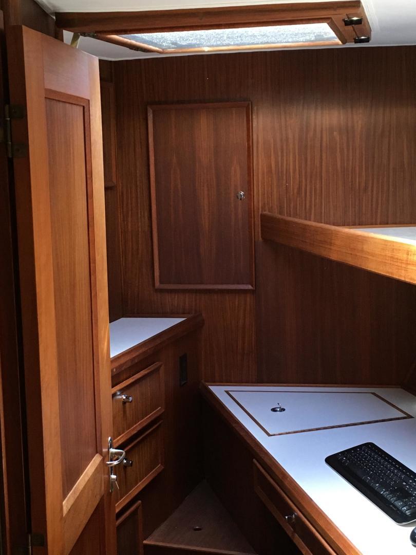 Hatteras-Yacht Fisherman 1979-QUINTESSENCE IV Fort Pierce-United States-1373318 | Thumbnail