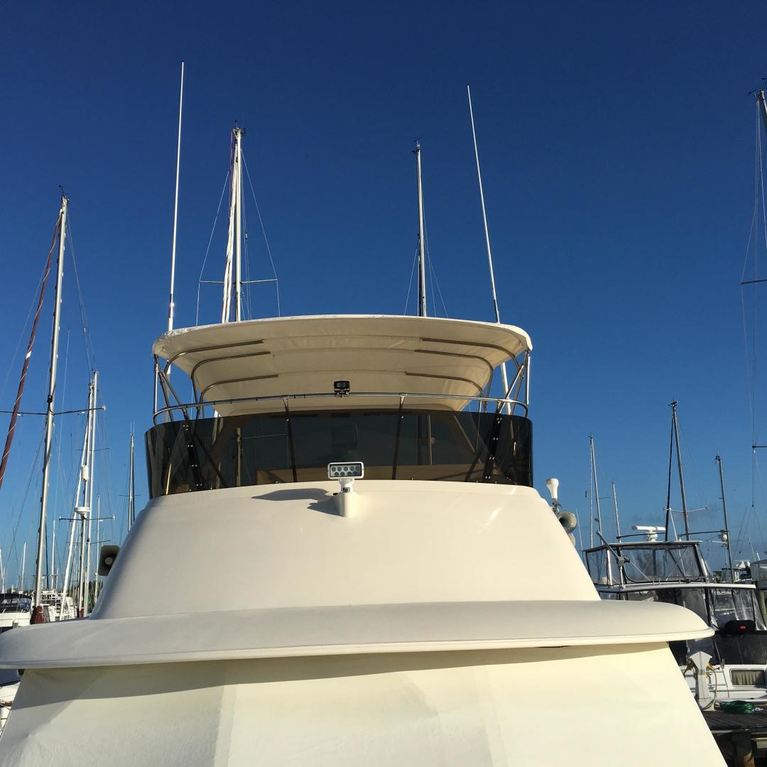 Hatteras-Yacht Fisherman 1979-QUINTESSENCE IV Fort Pierce-United States-1373280 | Thumbnail
