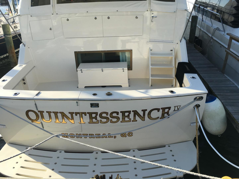 Hatteras-Yacht Fisherman 1979-QUINTESSENCE IV Fort Pierce-United States-1373274 | Thumbnail