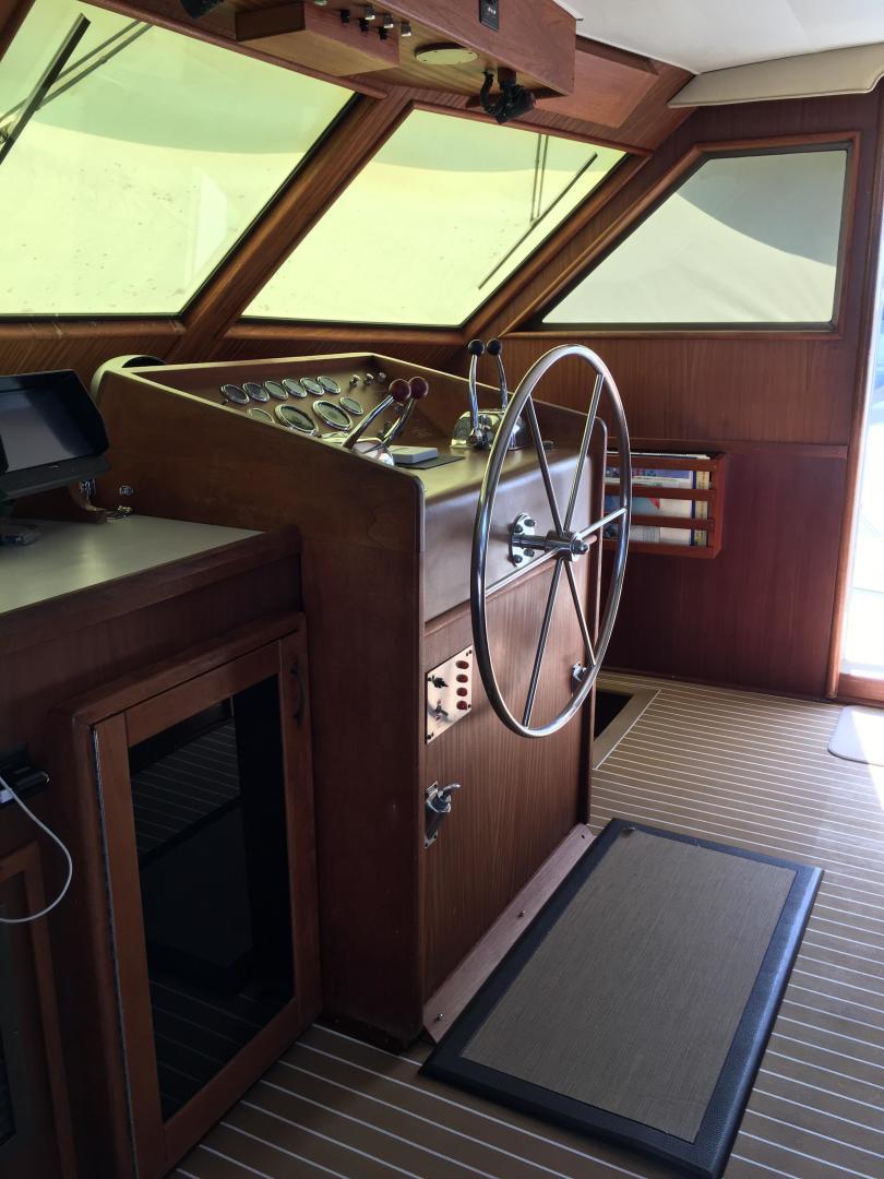 Hatteras-Yacht Fisherman 1979-QUINTESSENCE IV Fort Pierce-United States-1373299 | Thumbnail