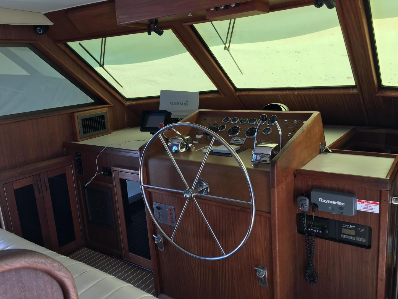 Hatteras-Yacht Fisherman 1979-QUINTESSENCE IV Fort Pierce-United States-1373300 | Thumbnail