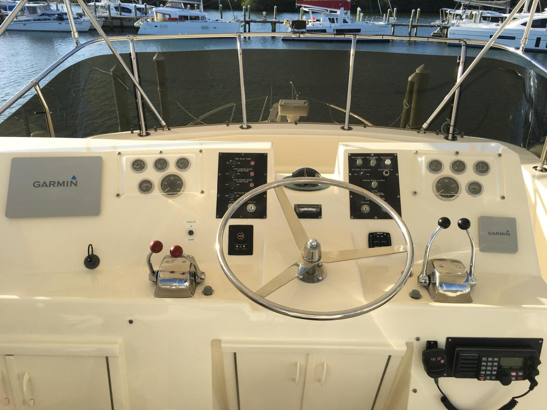 Hatteras-Yacht Fisherman 1979-QUINTESSENCE IV Fort Pierce-United States-1373283 | Thumbnail
