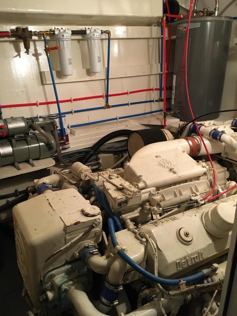 Hatteras-Yacht Fisherman 1979-QUINTESSENCE IV Fort Pierce-United States-1373331 | Thumbnail