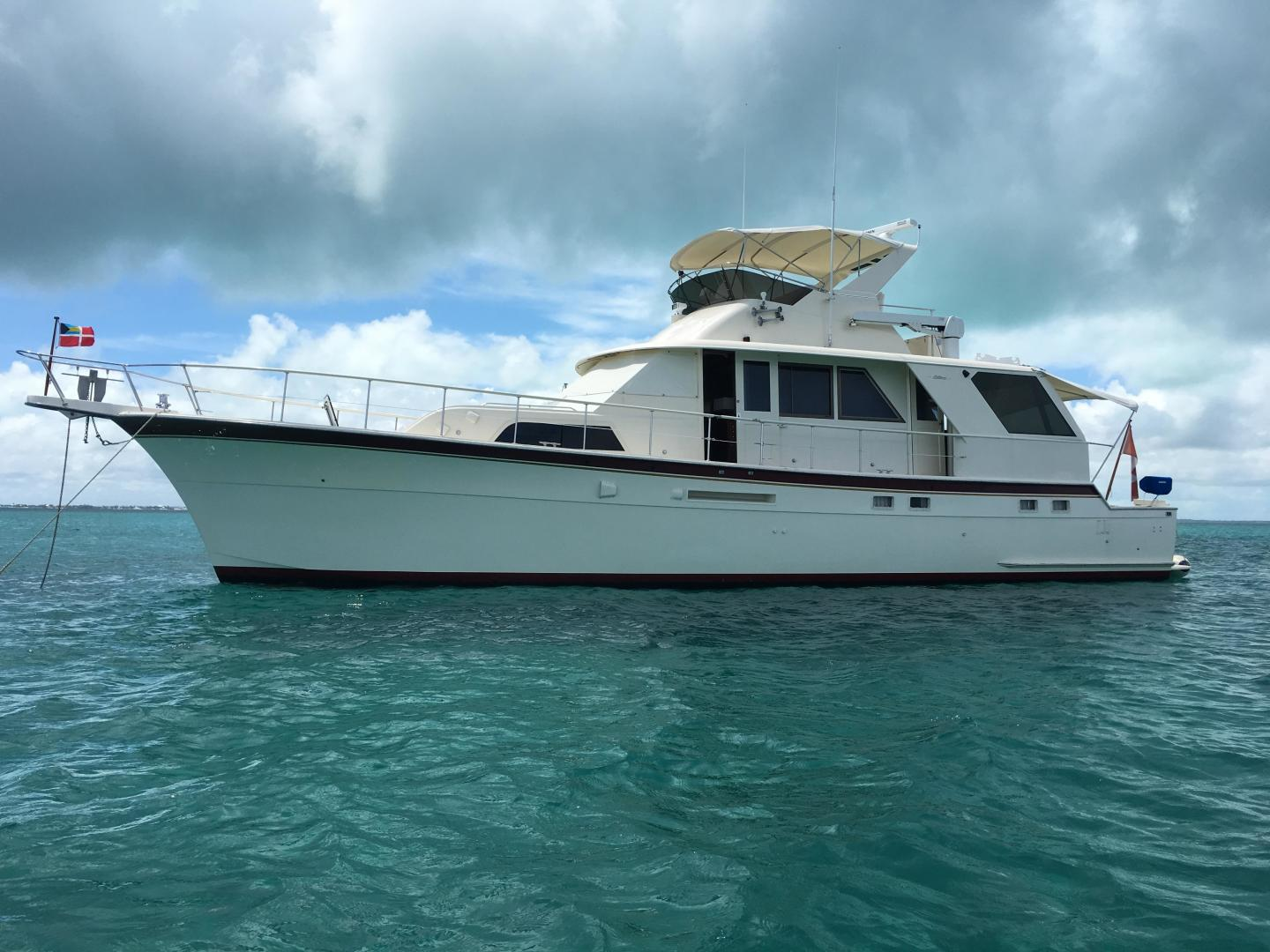 Picture Of: 58' Hatteras Yacht Fisherman 1979 Yacht For Sale | 1 of 67