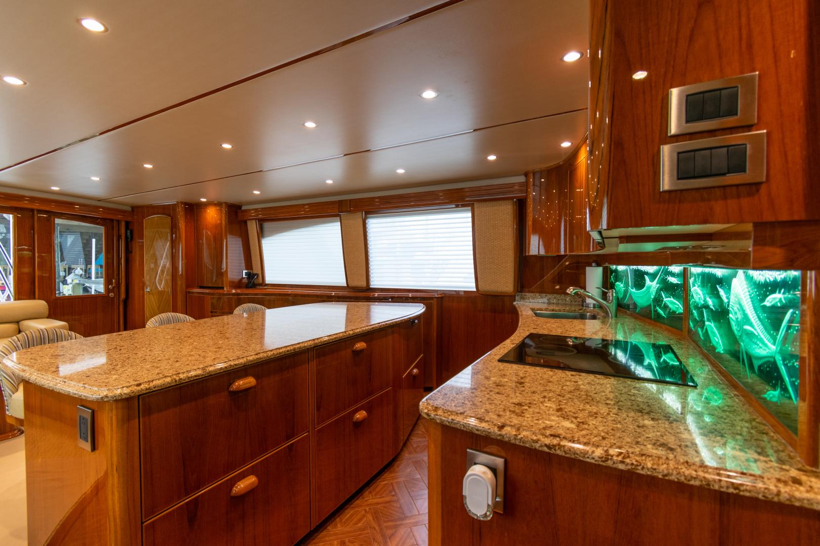 Viking-70 Convertible 2014-Load N Go Port Aransas-Texas-United States-2014 70 Viking Load N Go Galley (1)-1380508 | Thumbnail