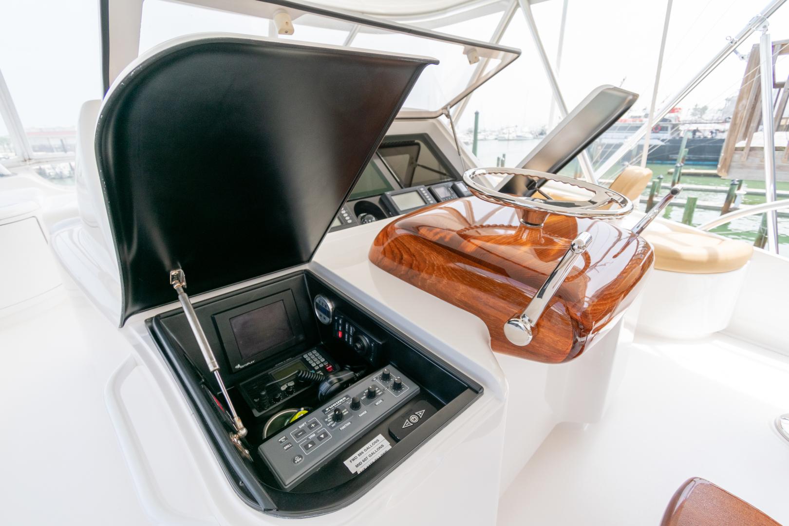 Viking-70 Convertible 2014-Load N Go Port Aransas-Texas-United States-2014 70 Viking Load N Go Helm (1)-1380597 | Thumbnail
