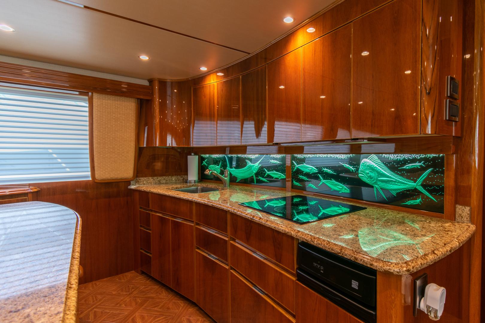 Viking-70 Convertible 2014-Load N Go Port Aransas-Texas-United States-2014 70 Viking Load N Go Galley (3)-1380510 | Thumbnail