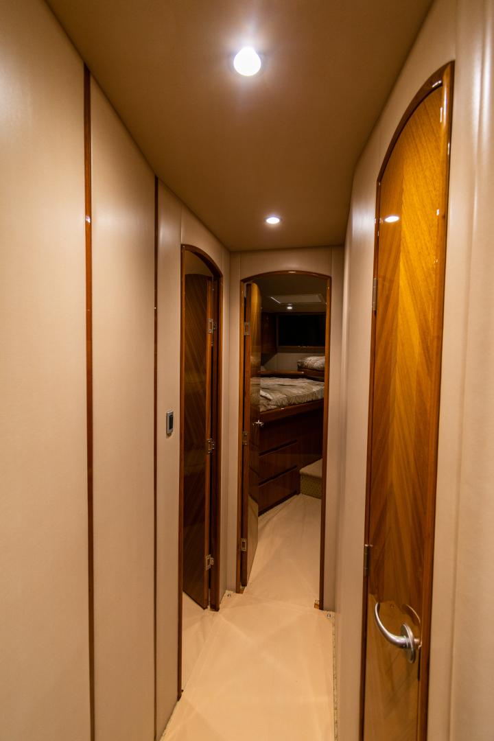 Viking-70 Convertible 2014-Load N Go Port Aransas-Texas-United States-2014 70 Viking Load N Go Companionway (1)-1380527 | Thumbnail
