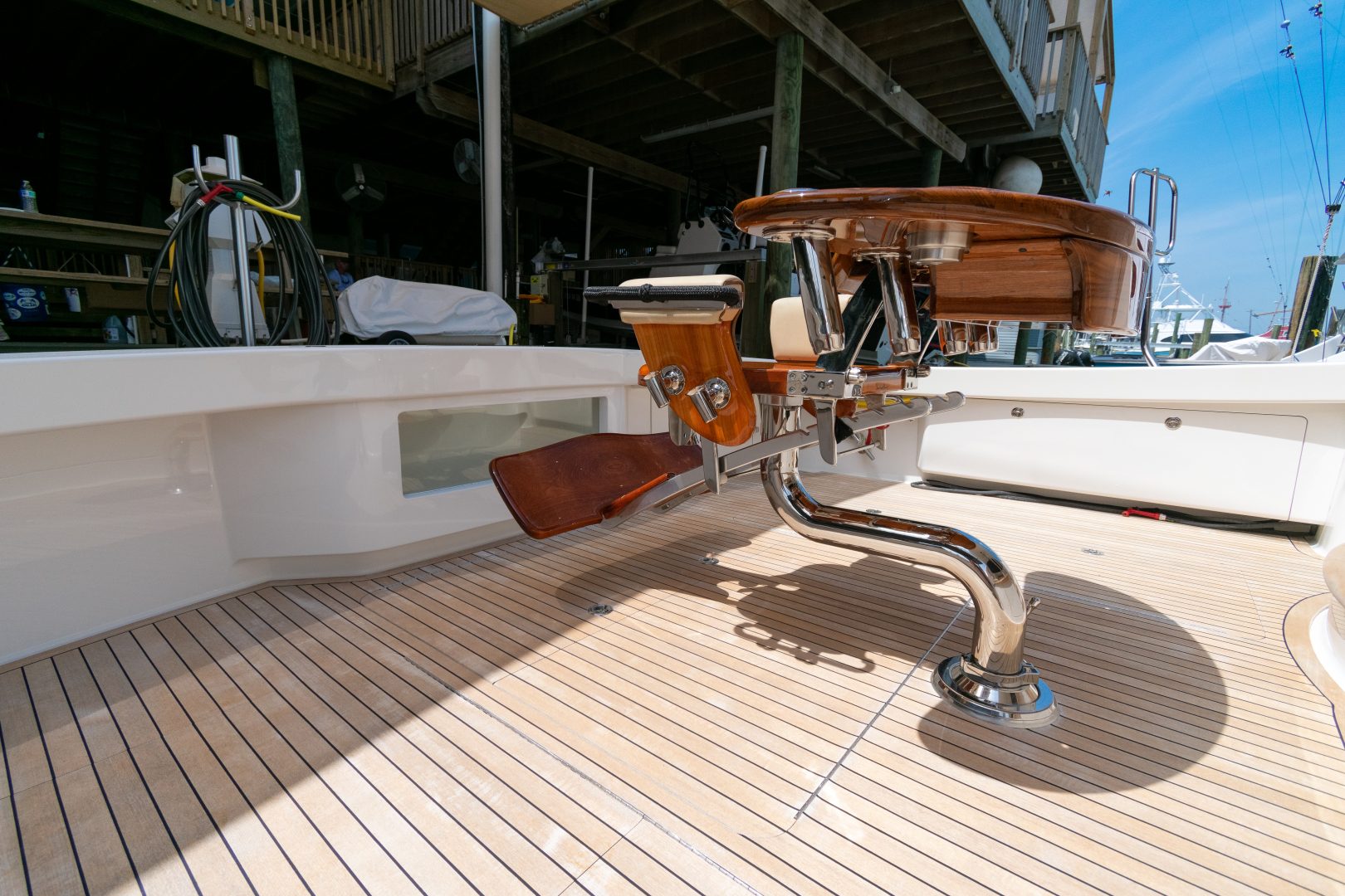 Viking-70 Convertible 2014-Load N Go Port Aransas-Texas-United States-2014 70 Viking Load N Go Fighting Chair (1)-1380607 | Thumbnail