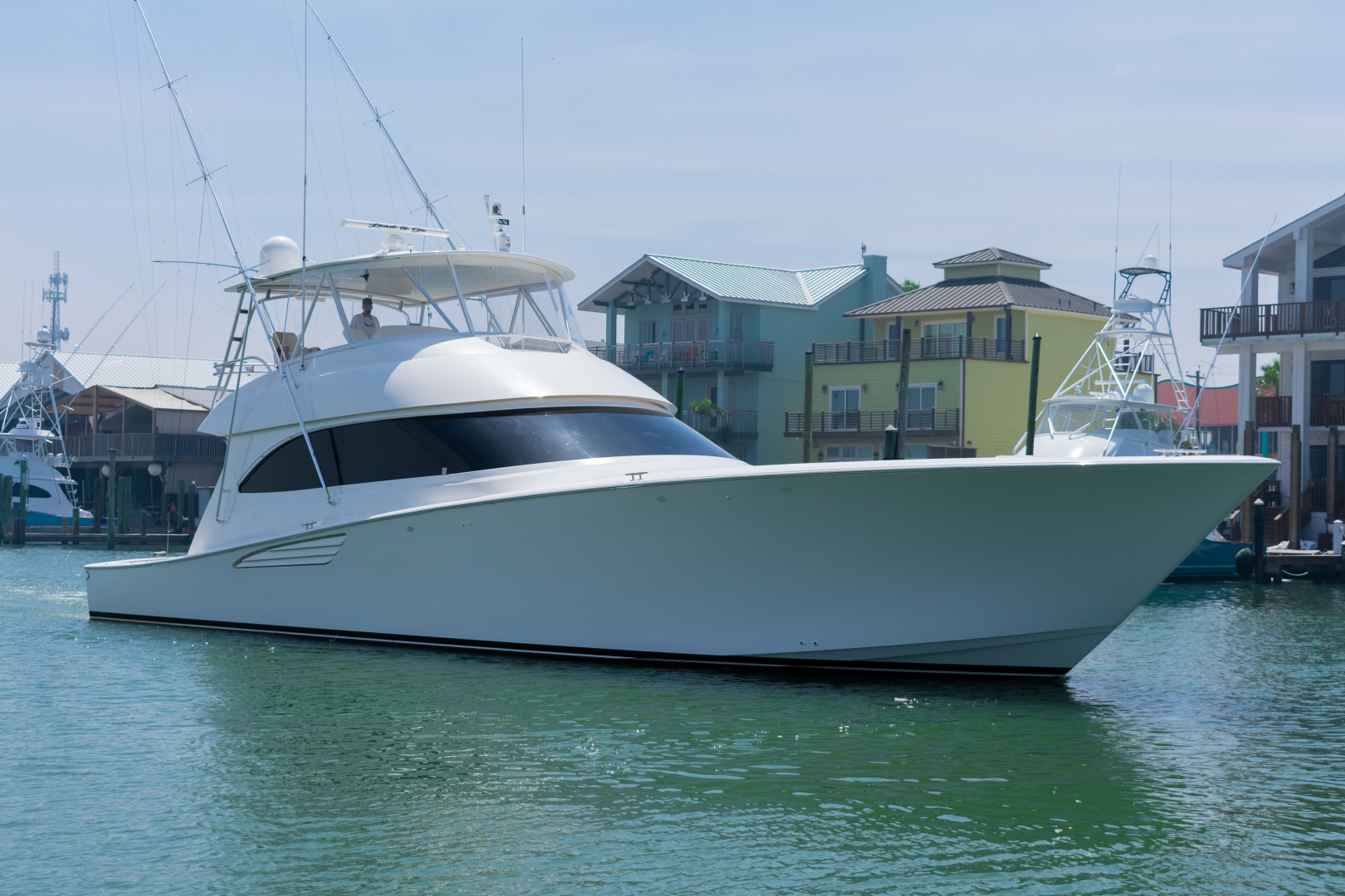 Viking-70 Convertible 2014-Load N Go Port Aransas-Texas-United States-2014 70 Viking Load N Go Starboard (2)-1380604 | Thumbnail