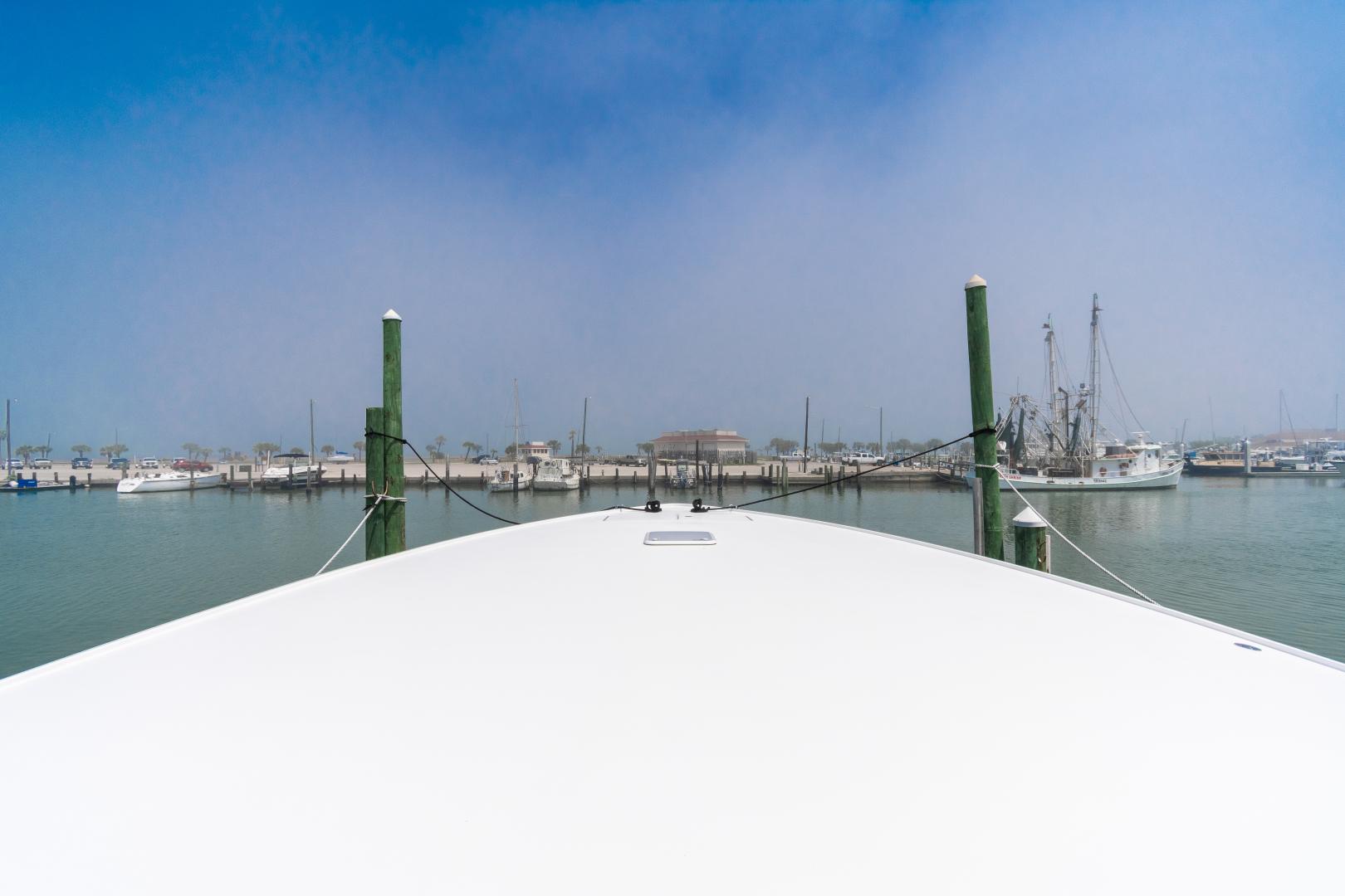 Viking-70 Convertible 2014-Load N Go Port Aransas-Texas-United States-2014 70 Viking Load N Go Bow (2)-1380601 | Thumbnail