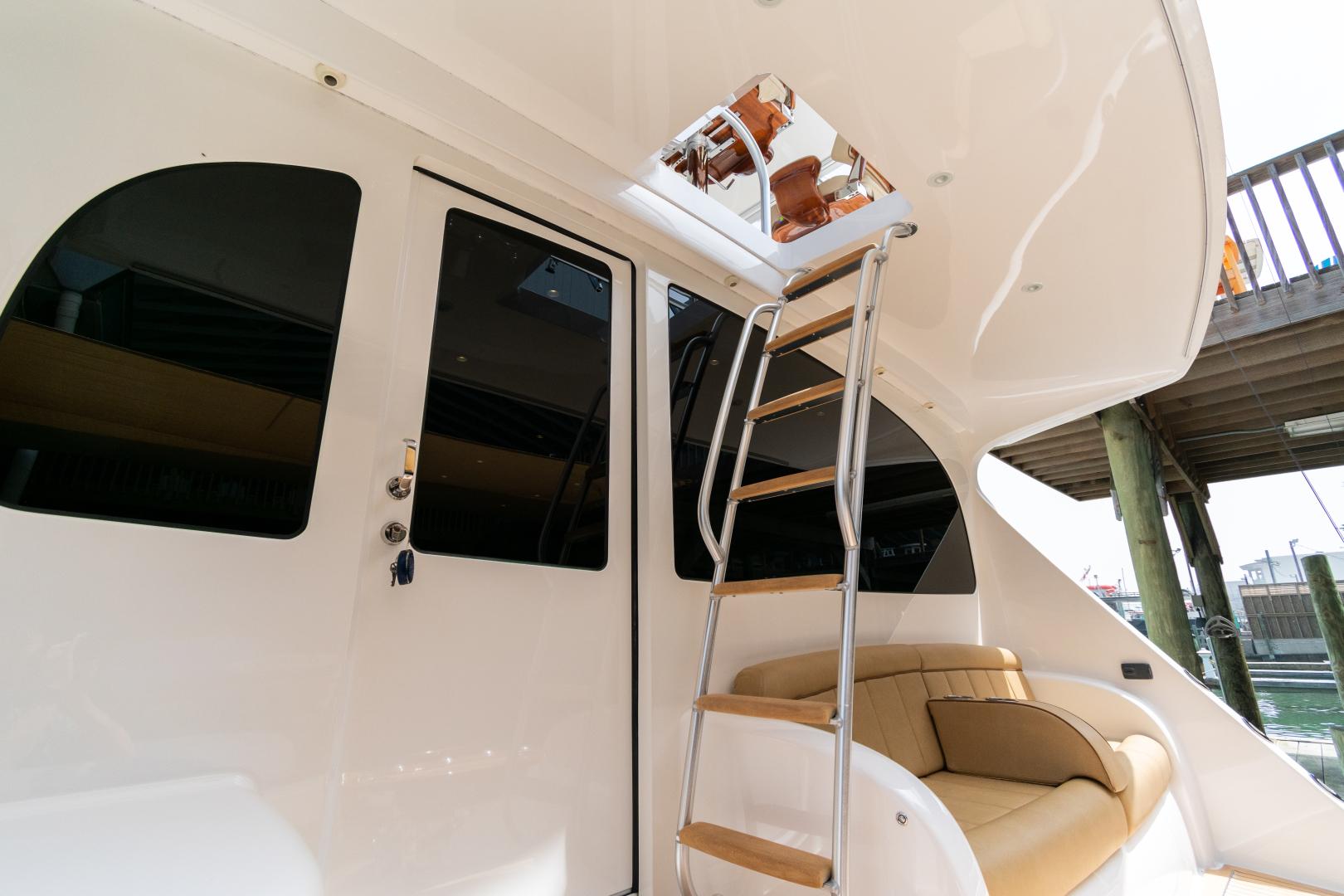 Viking-70 Convertible 2014-Load N Go Port Aransas-Texas-United States-2014 70 Viking Load N Go Cockpit (7)-1380616 | Thumbnail
