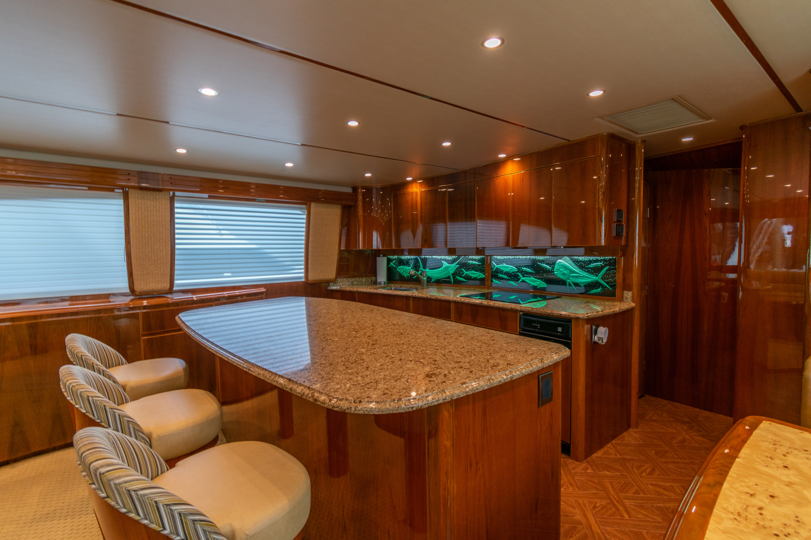 Viking-70 Convertible 2014-Load N Go Port Aransas-Texas-United States-2014 70 Viking Load N Go Galley (2)-1380509 | Thumbnail