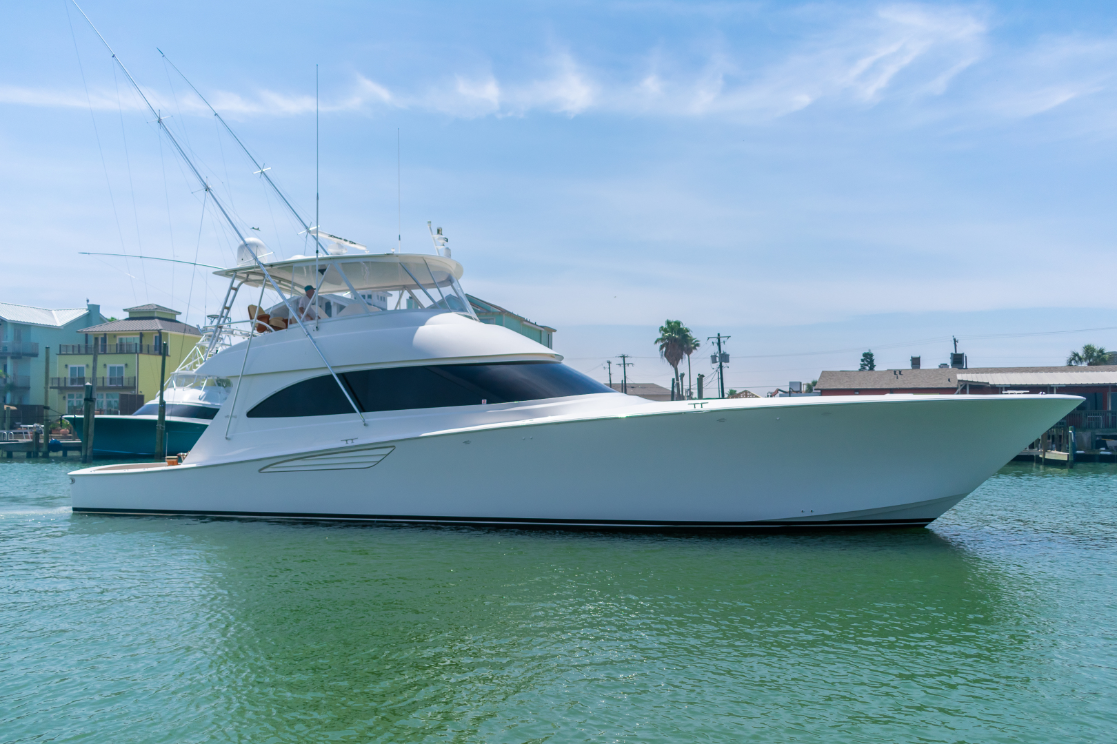 Viking-70 Convertible 2014-Load N Go Port Aransas-Texas-United States-2014 70 Viking Load N Go Starboard (1)-1380603 | Thumbnail