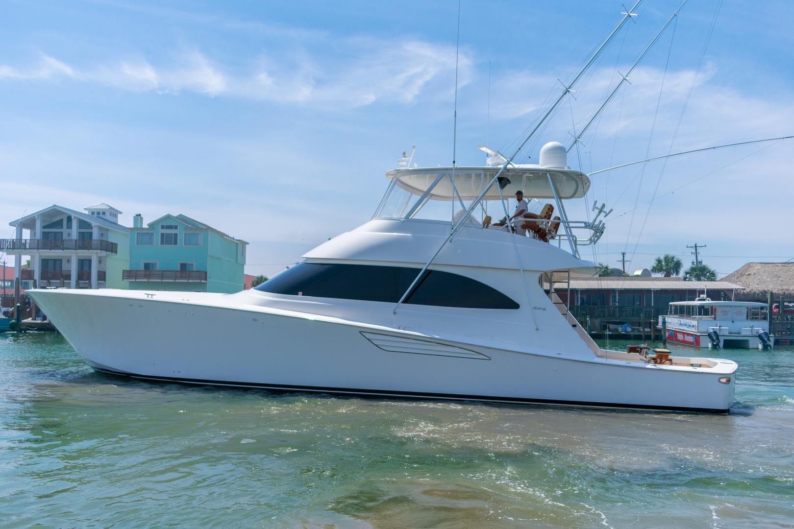 Viking-70 Convertible 2014-Load N Go Port Aransas-Texas-United States-2014 70 Viking Load N Go Port-1380602 | Thumbnail