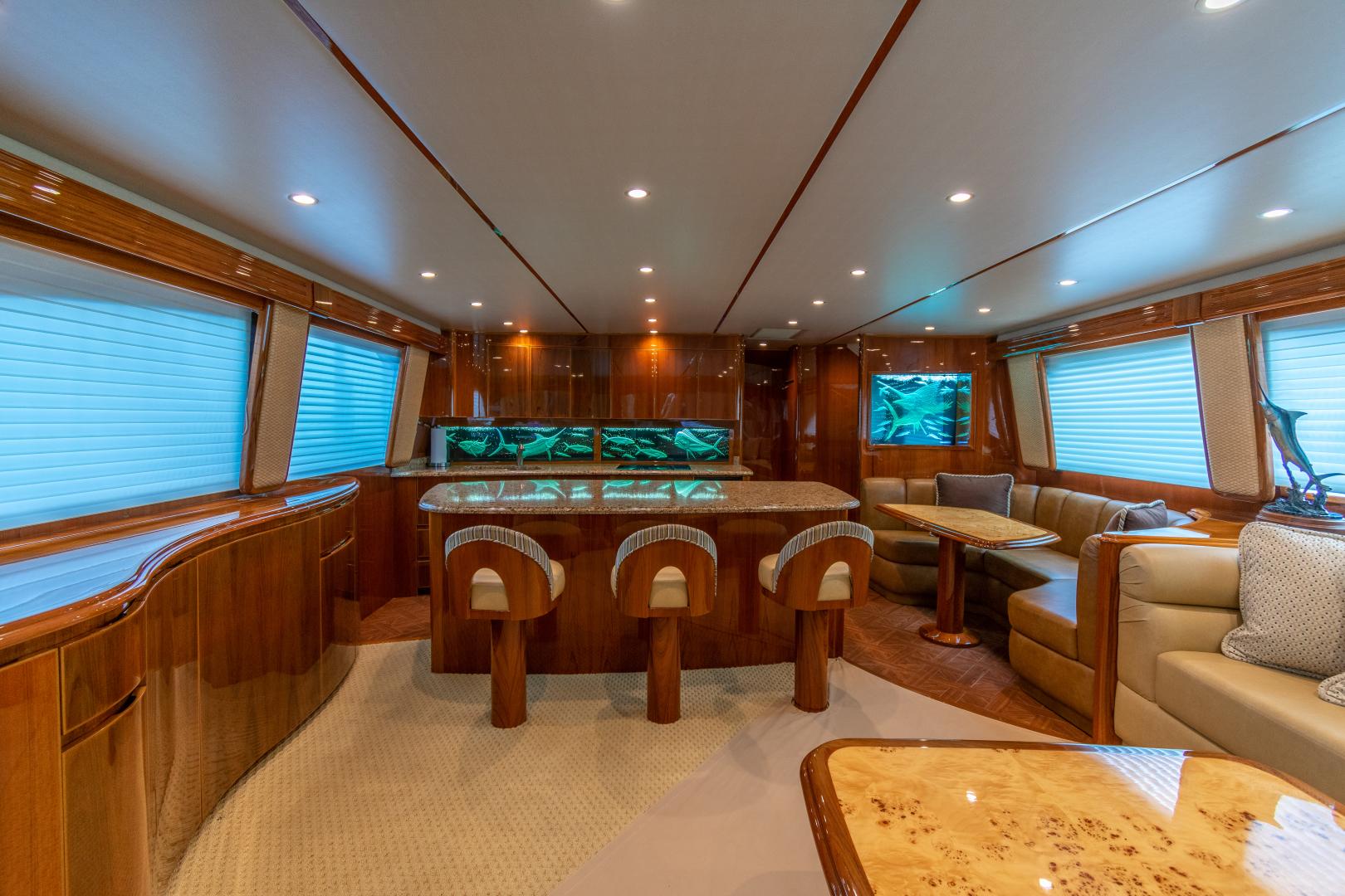 Viking-70 Convertible 2014-Load N Go Port Aransas-Texas-United States-2014 70 Viking Load N Go Salon (2)-1380503 | Thumbnail