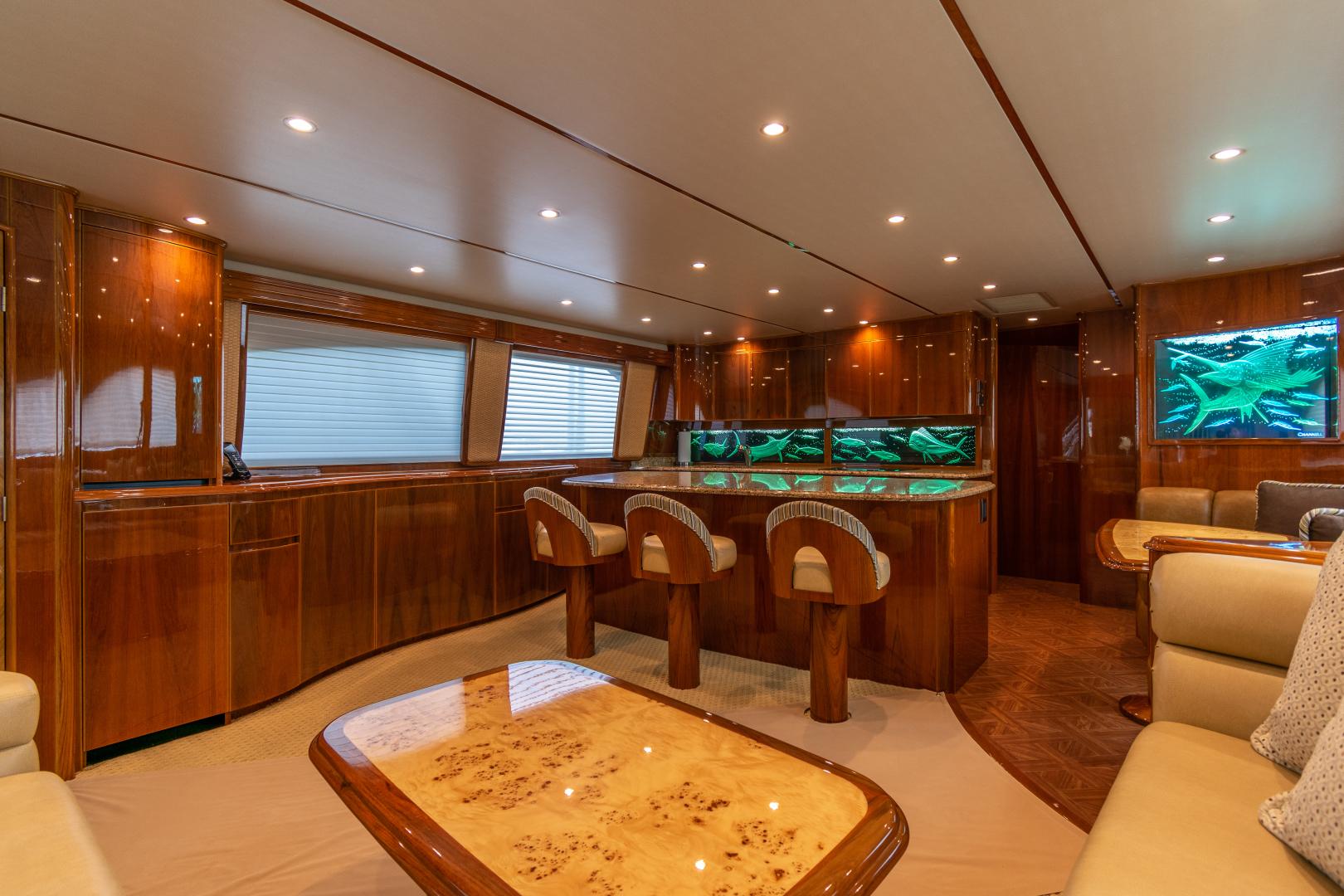 Viking-70 Convertible 2014-Load N Go Port Aransas-Texas-United States-2014 70 Viking Load N Go Salon (5)-1380506 | Thumbnail