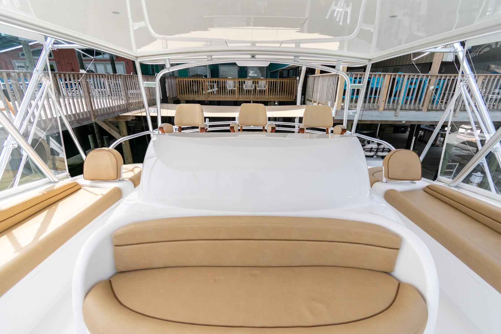 Viking-70 Convertible 2014-Load N Go Port Aransas-Texas-United States-2014 70 Viking Load N Go Flybridge (4)-1380596 | Thumbnail