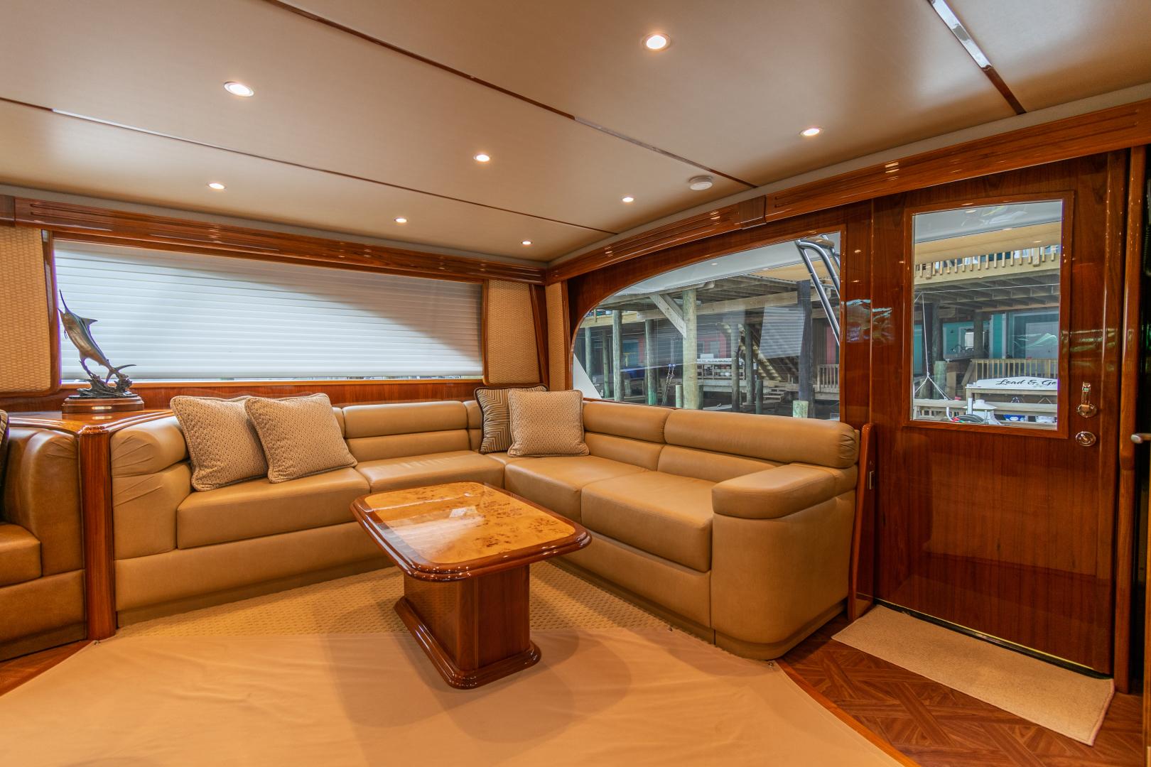 Viking-70 Convertible 2014-Load N Go Port Aransas-Texas-United States-2014 70 Viking Load N Go Salon (4)-1380505 | Thumbnail
