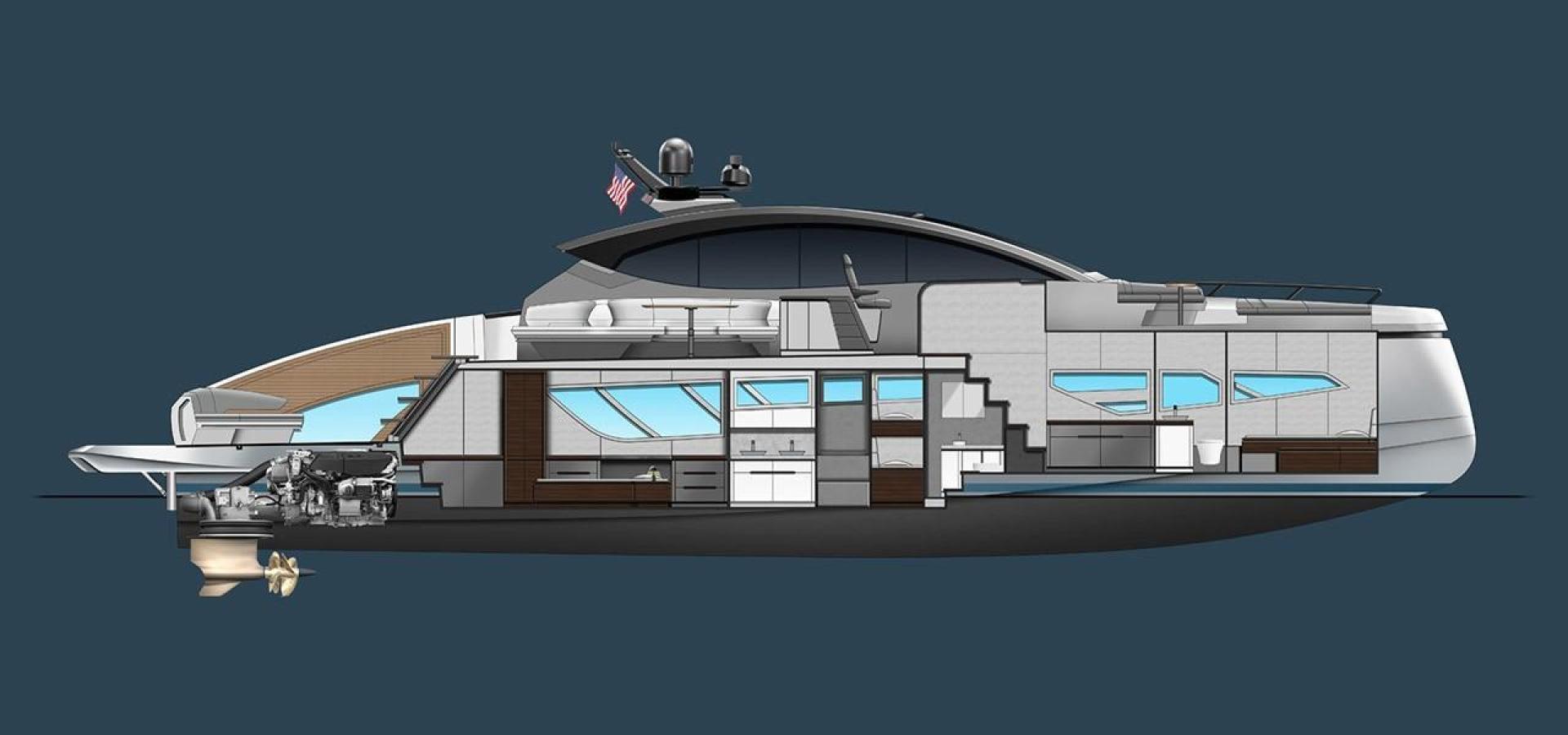 Lazzara-LSX  2021 -Ft. Lauderdale-Florida-United States-1374668 | Thumbnail