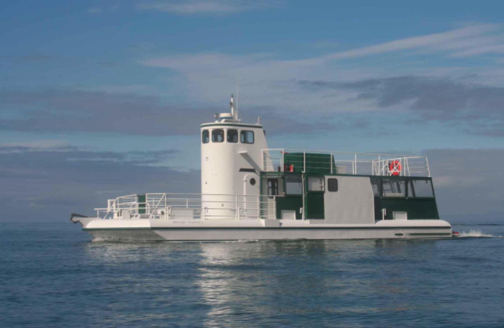 2000 Commercial 65' semi-submersible Passenger Vessel
