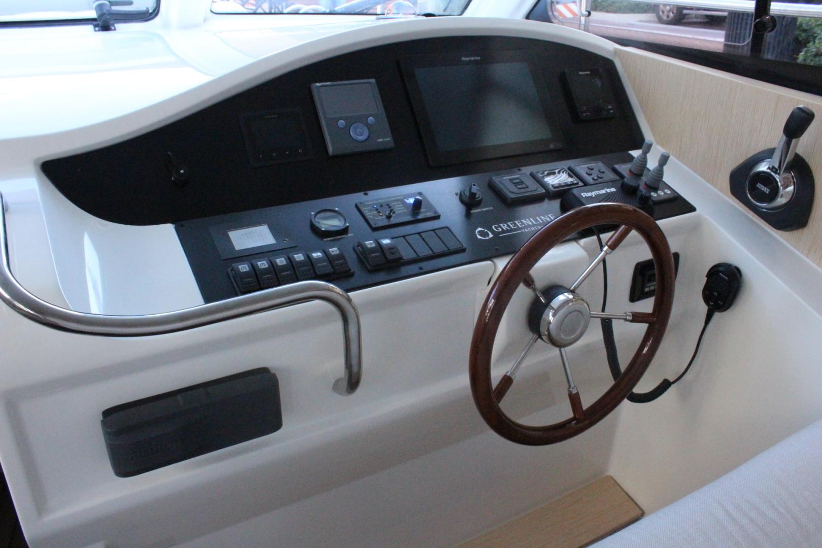 Greenline-33 Hybrid 2020 -Fort Lauderdale-Florida-United States-1376012 | Thumbnail