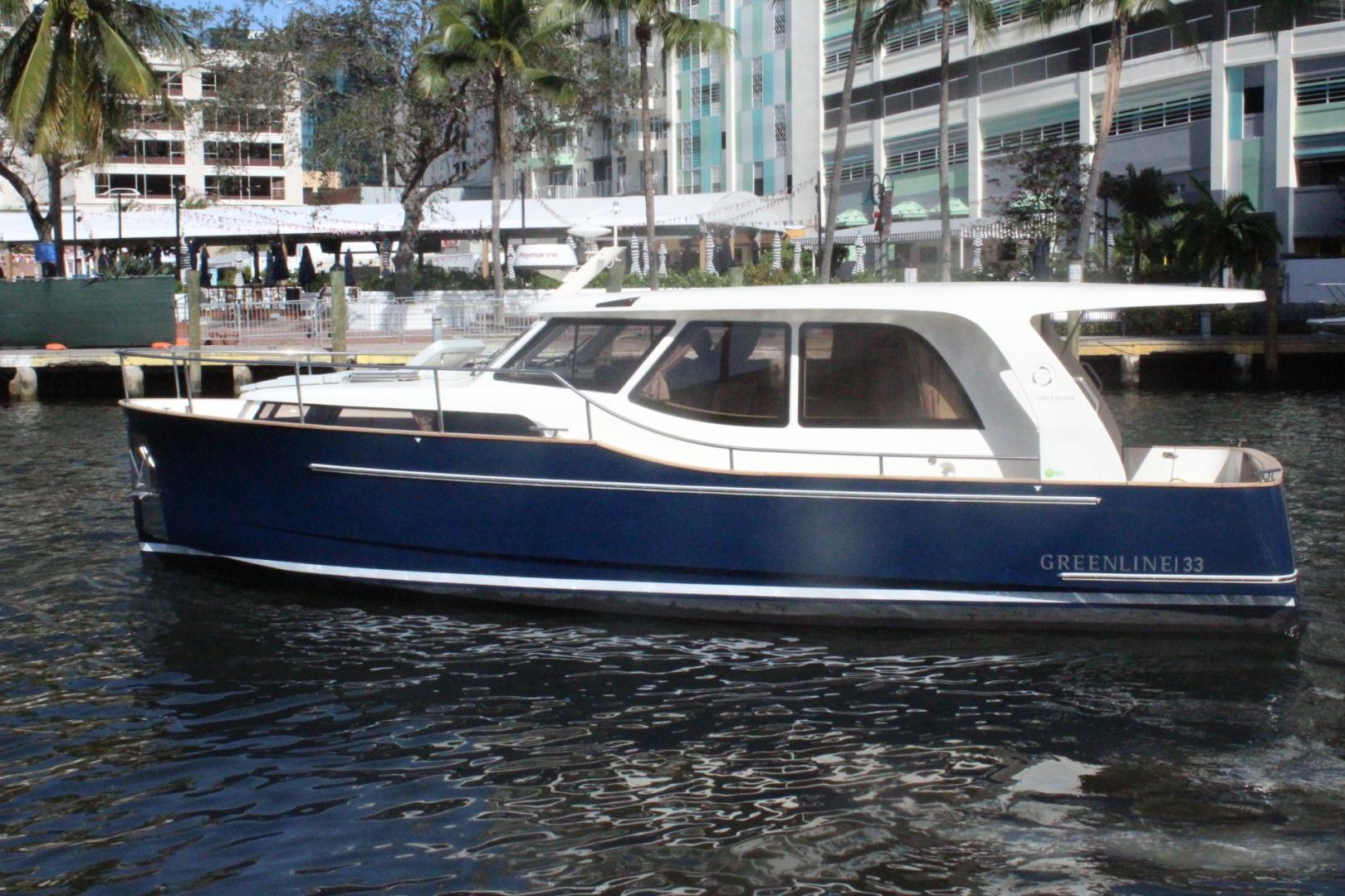 Greenline-33 Hybrid 2020 -Fort Lauderdale-Florida-United States-1375994 | Thumbnail