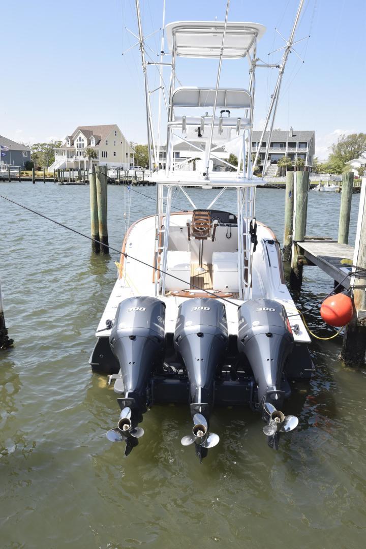 Custom Carolina-OBX Boatworks WalkAround 2019-Memory Lane Morehead City-North Carolina-United States-1584991 | Thumbnail