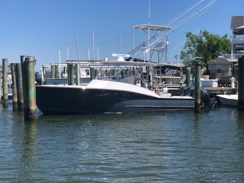 Custom Carolina-OBX Boatworks WalkAround 2019-Memory Lane Morehead City-North Carolina-United States-1377546 | Thumbnail