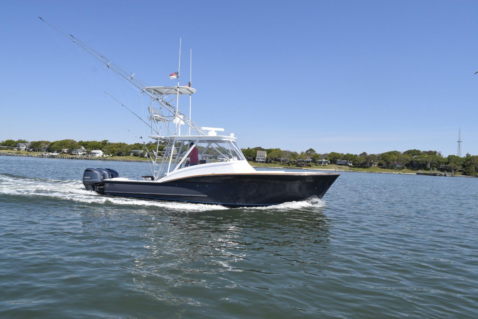 34' Carolina OBX Boatworks WalkAround