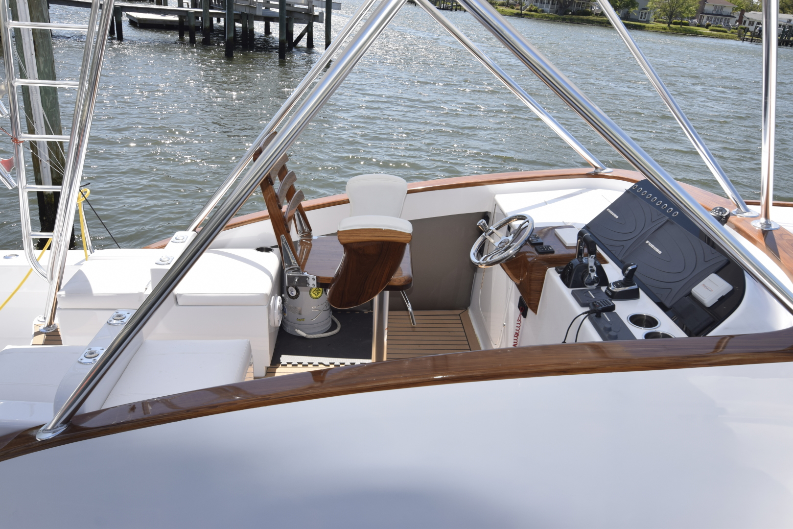 Custom Carolina-OBX Boatworks WalkAround 2019-Memory Lane Morehead City-North Carolina-United States-1584995 | Thumbnail