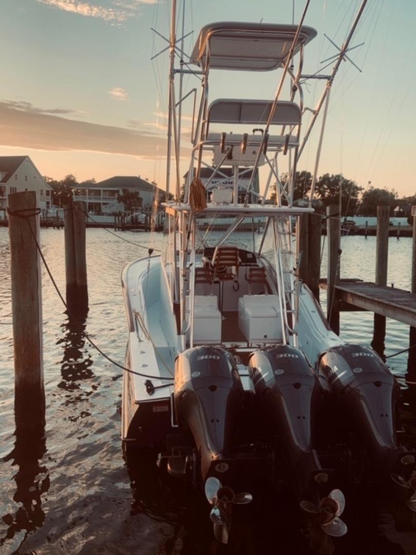 Custom Carolina-OBX Boatworks WalkAround 2019-Memory Lane Morehead City-North Carolina-United States-1459332 | Thumbnail
