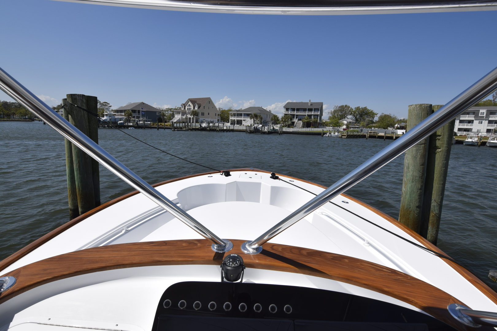 Custom Carolina-OBX Boatworks WalkAround 2019-Memory Lane Morehead City-North Carolina-United States-1584952 | Thumbnail