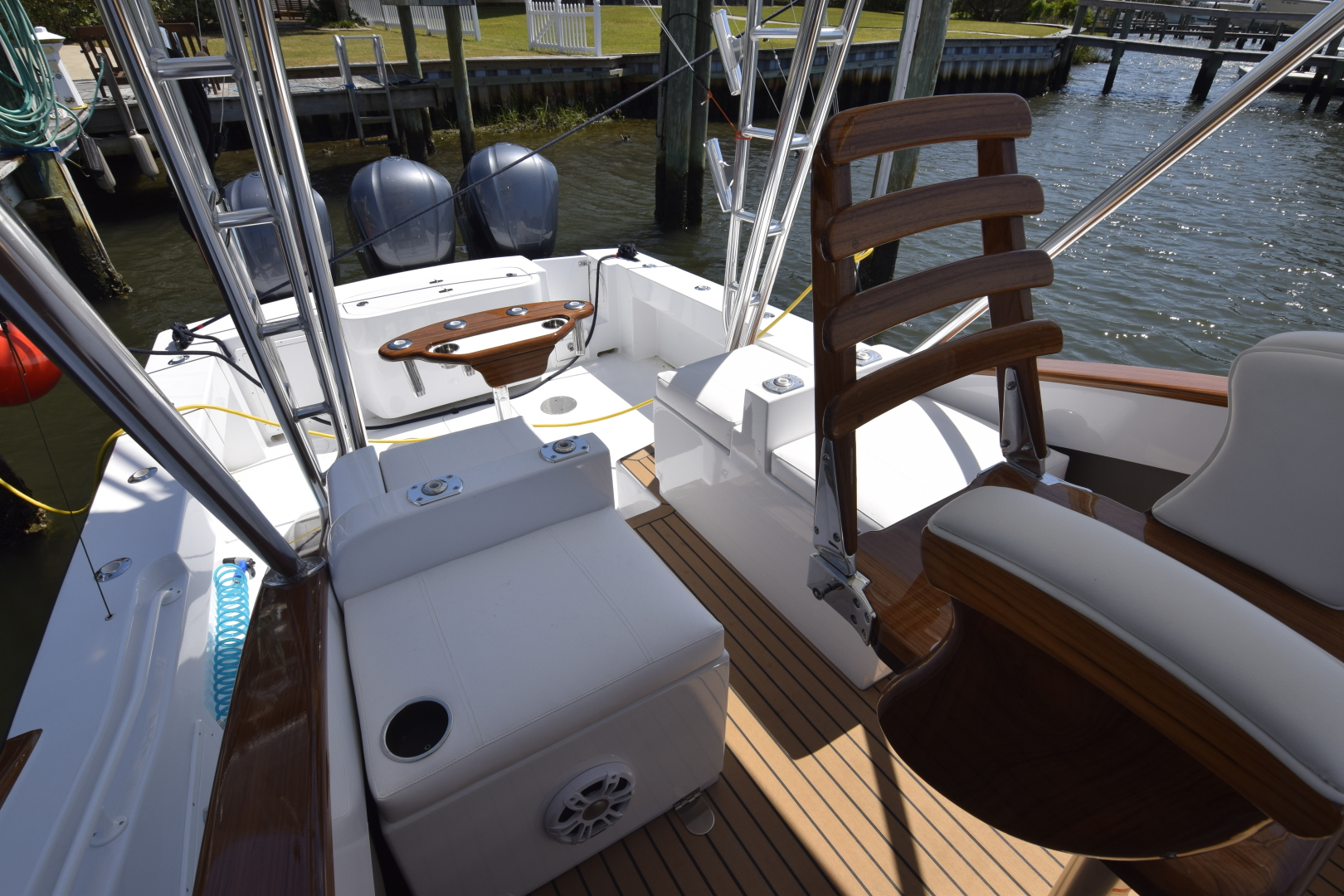 Custom Carolina-OBX Boatworks WalkAround 2019-Memory Lane Morehead City-North Carolina-United States-1584943 | Thumbnail