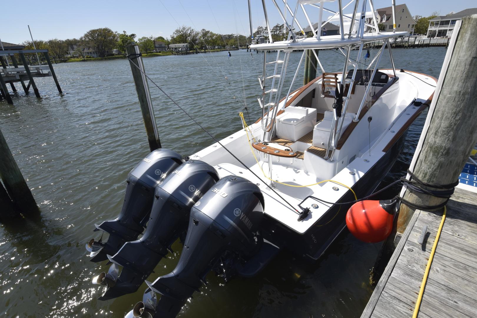 Custom Carolina-OBX Boatworks WalkAround 2019-Memory Lane Morehead City-North Carolina-United States-1584918 | Thumbnail