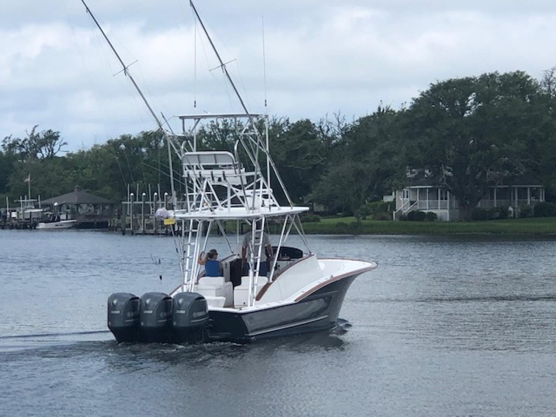 Custom Carolina-OBX Boatworks WalkAround 2019-Memory Lane Morehead City-North Carolina-United States-1459333 | Thumbnail