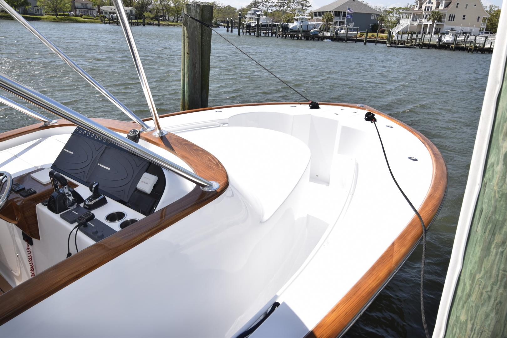Custom Carolina-OBX Boatworks WalkAround 2019-Memory Lane Morehead City-North Carolina-United States-1584997 | Thumbnail