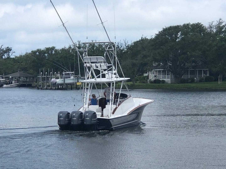 Custom Carolina-OBX Boatworks WalkAround 2019-Memory Lane Morehead City-North Carolina-United States-1584919 | Thumbnail