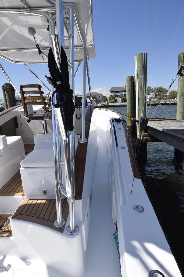 Custom Carolina-OBX Boatworks WalkAround 2019-Memory Lane Morehead City-North Carolina-United States-1584940 | Thumbnail