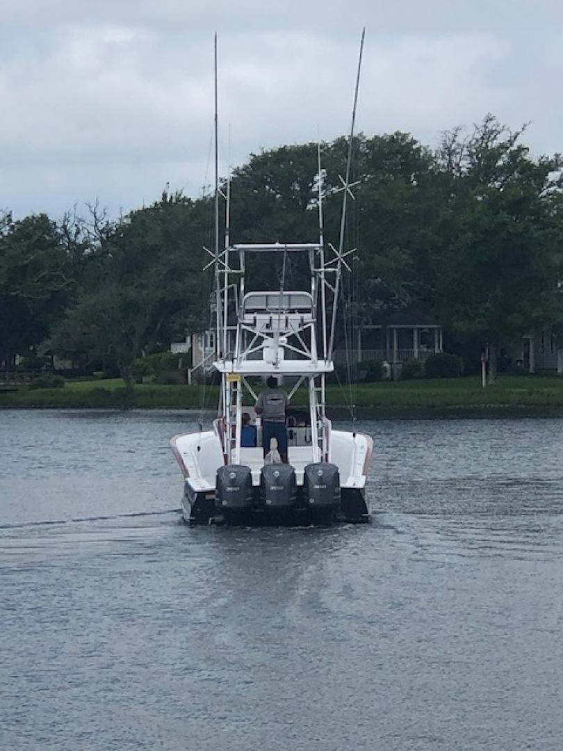 Custom Carolina-OBX Boatworks WalkAround 2019-Memory Lane Morehead City-North Carolina-United States-1459334 | Thumbnail