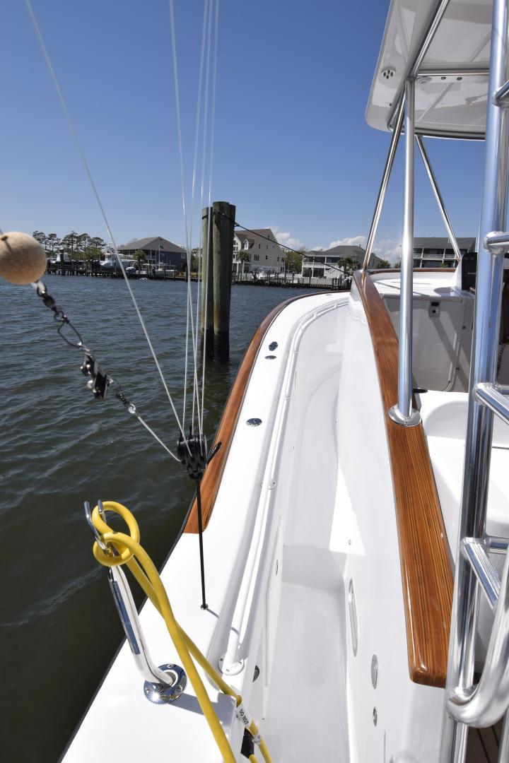 Custom Carolina-OBX Boatworks WalkAround 2019-Memory Lane Morehead City-North Carolina-United States-1584939 | Thumbnail