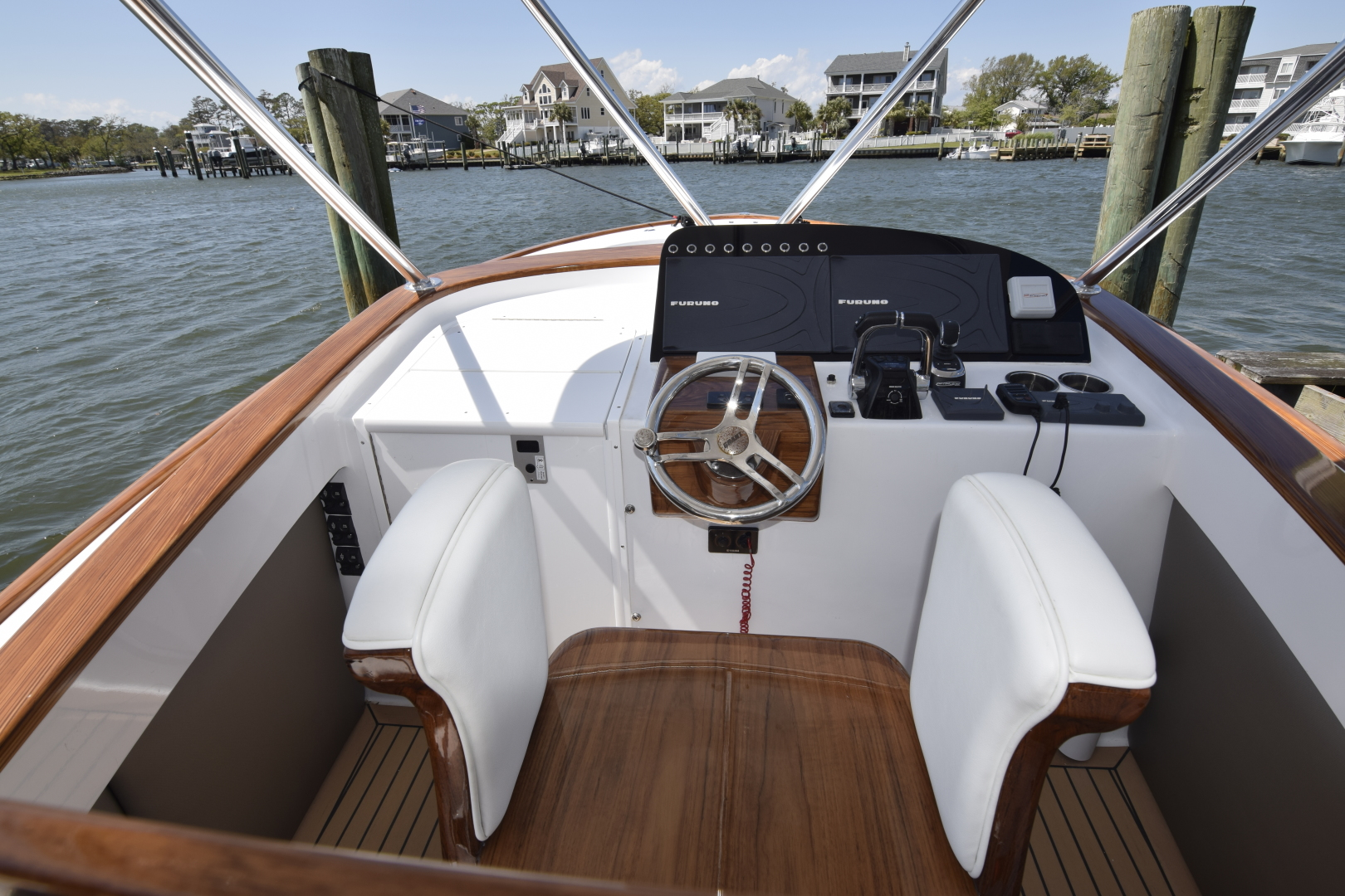 Custom Carolina-OBX Boatworks WalkAround 2019-Memory Lane Morehead City-North Carolina-United States-1584941 | Thumbnail