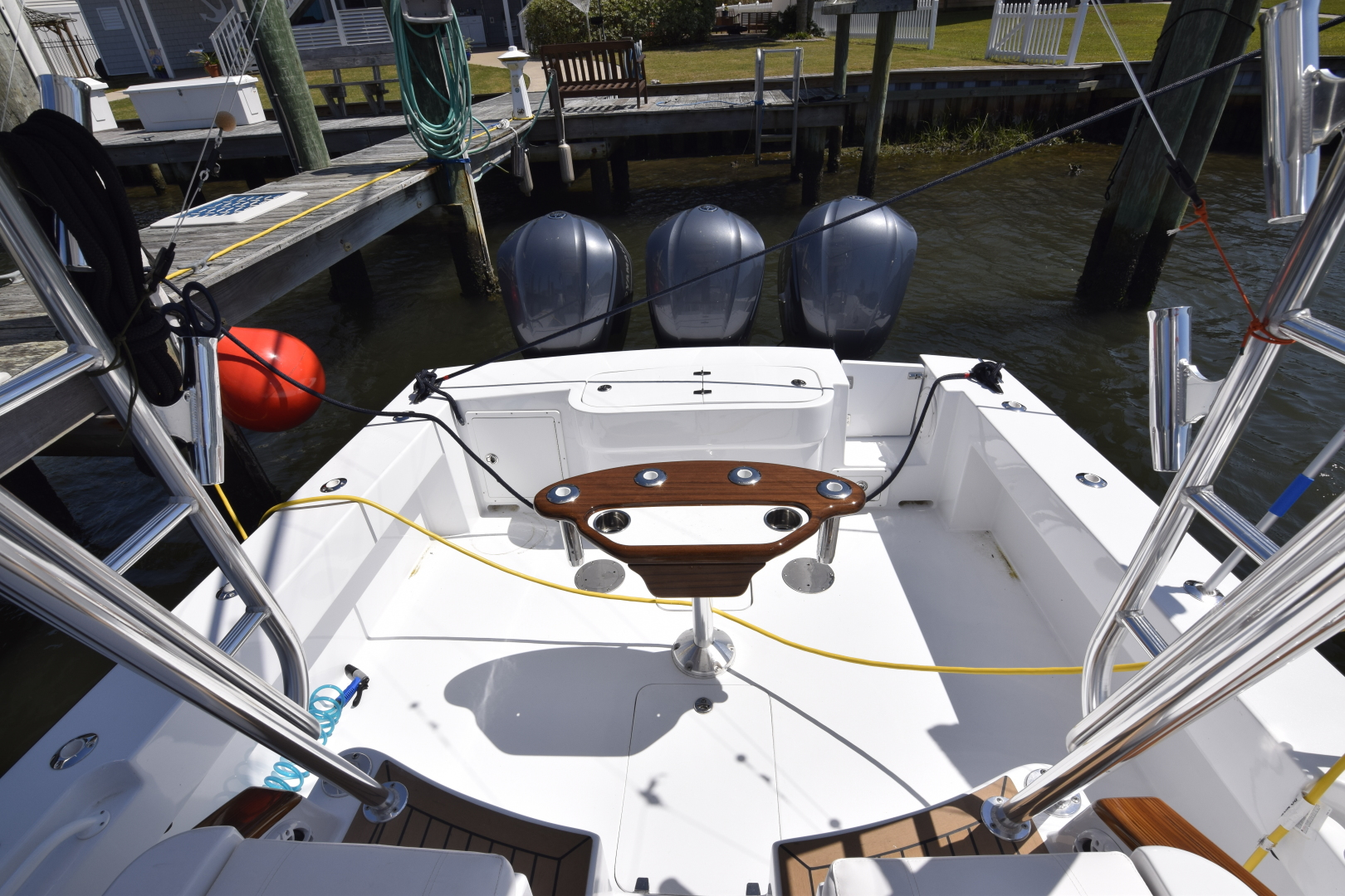 Custom Carolina-OBX Boatworks WalkAround 2019-Memory Lane Morehead City-North Carolina-United States-1584932 | Thumbnail