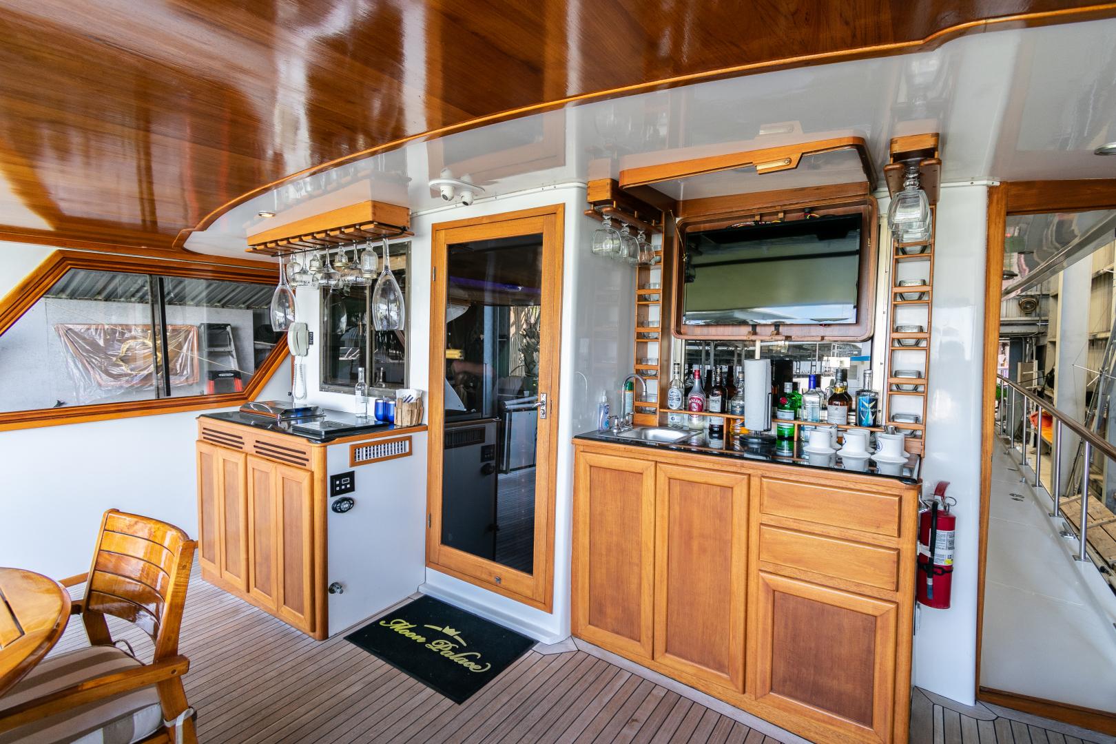 Jefferson-65 Motor Yacht 1989-Moon Palace Galveston-Texas-United States-Jefferson 65 Motor Yacht 1989 Moon Palace-1379157   Thumbnail