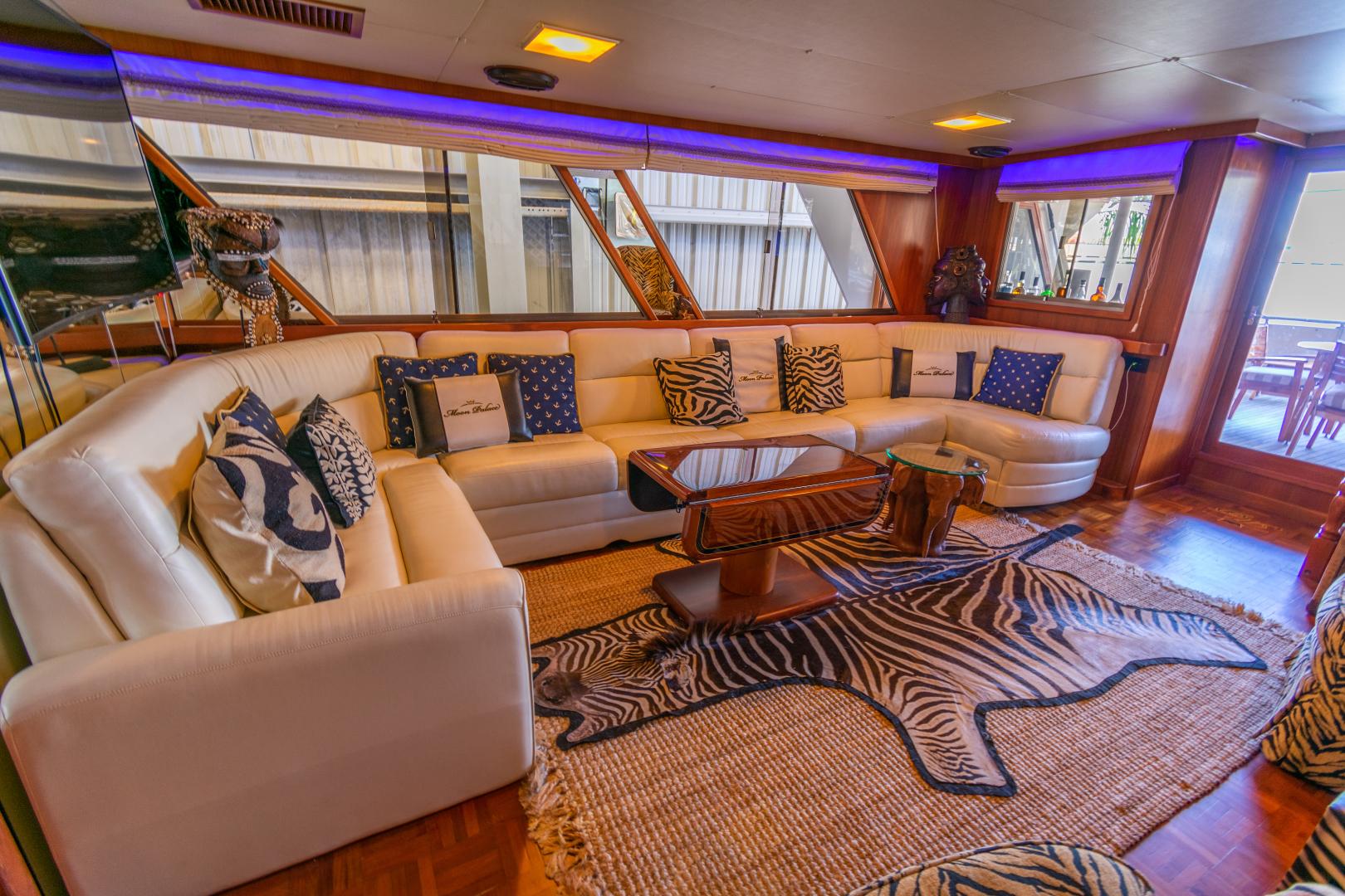 Jefferson-65 Motor Yacht 1989-Moon Palace Galveston-Texas-United States-Jefferson 65 Motor Yacht 1989 Moon Palace-1379087   Thumbnail