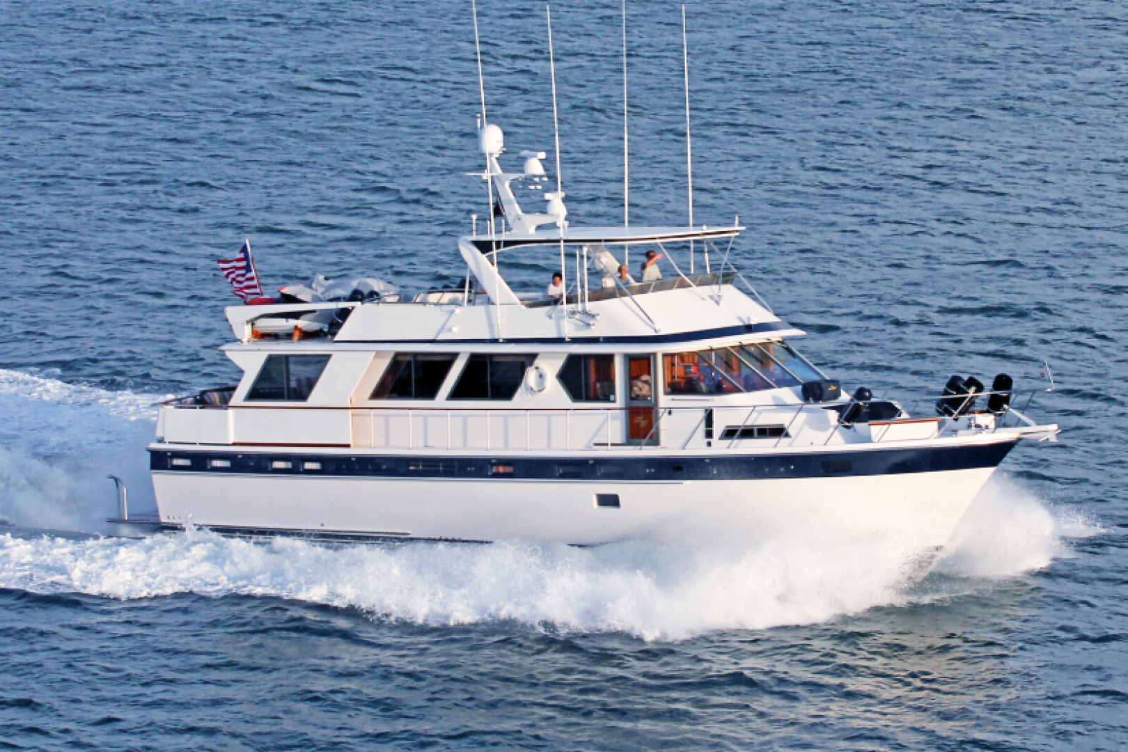 65' Jefferson 1989 65 Motor Yacht Moon Palace