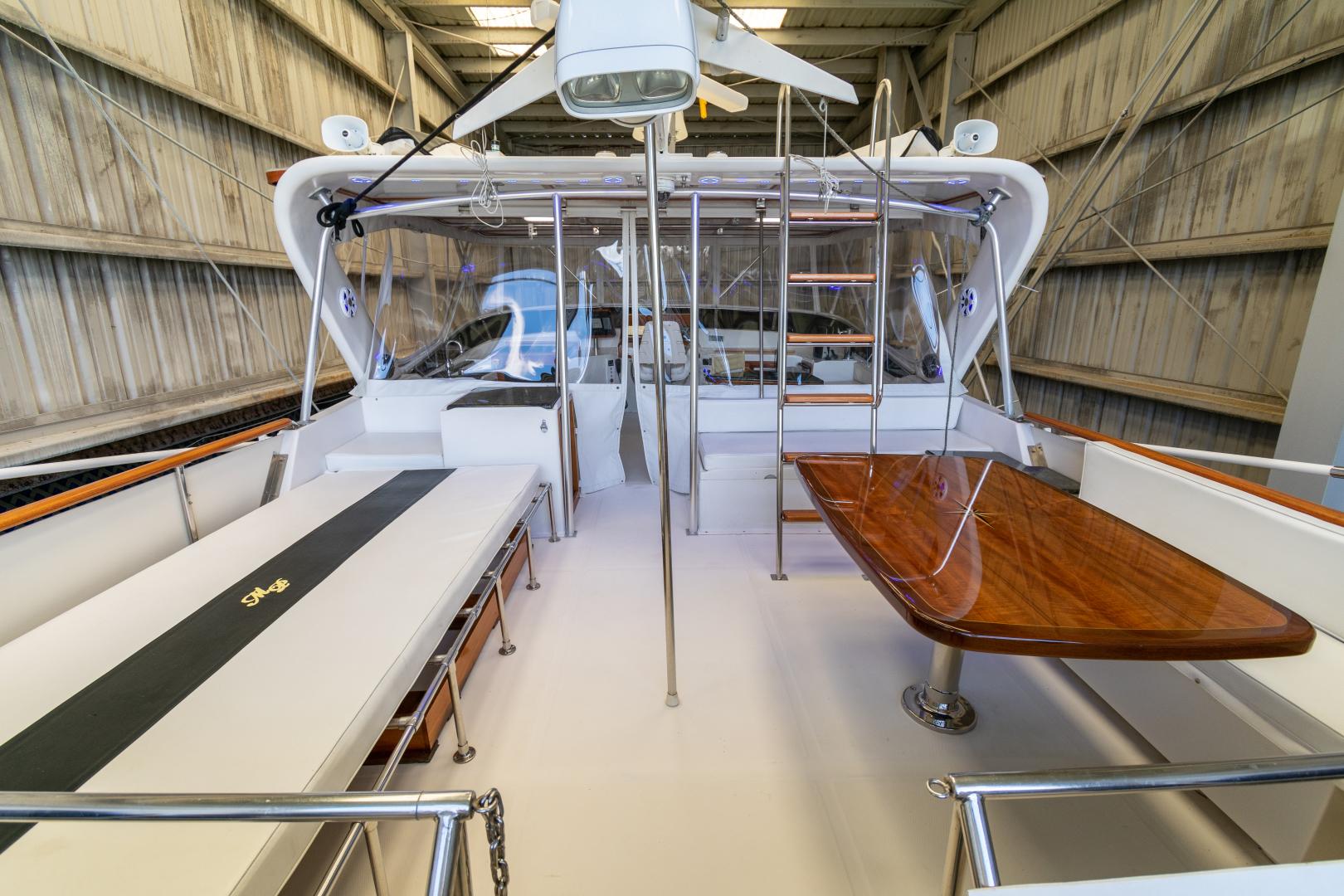Jefferson-65 Motor Yacht 1989-Moon Palace Galveston-Texas-United States-Jefferson 65 Motor Yacht 1989 Moon Palace-1379167   Thumbnail