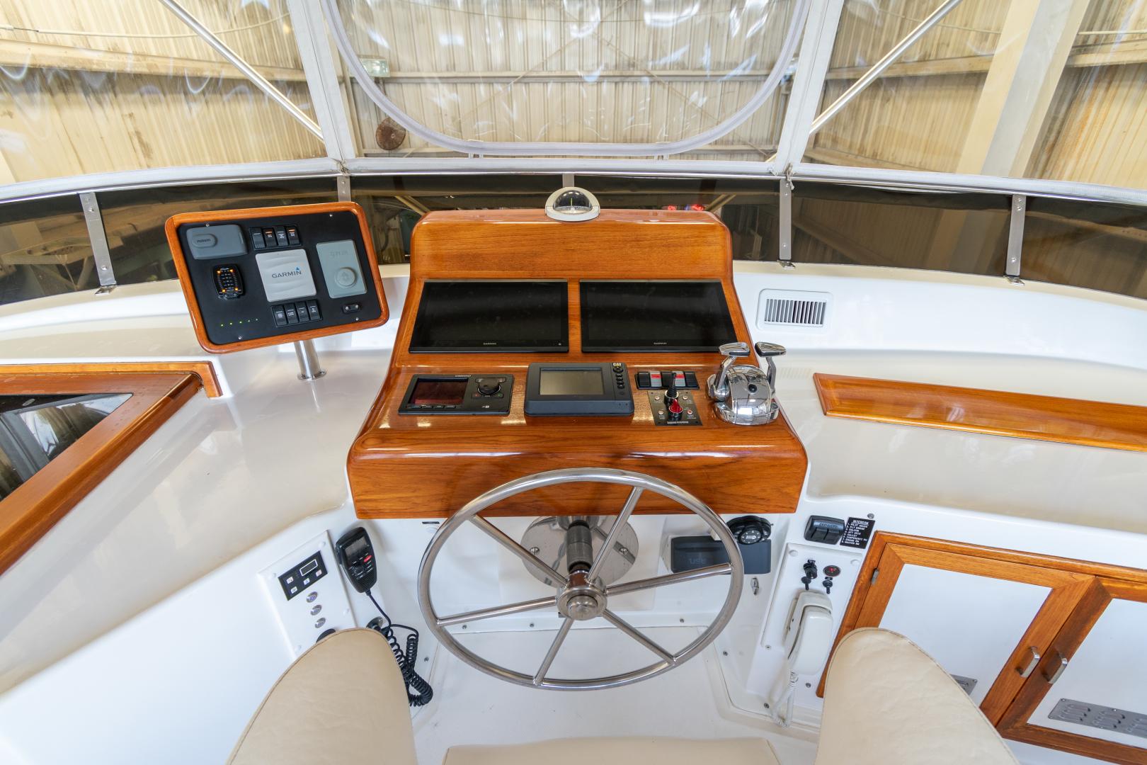 Jefferson-65 Motor Yacht 1989-Moon Palace Galveston-Texas-United States-Jefferson 65 Motor Yacht 1989 Moon Palace-1379164   Thumbnail