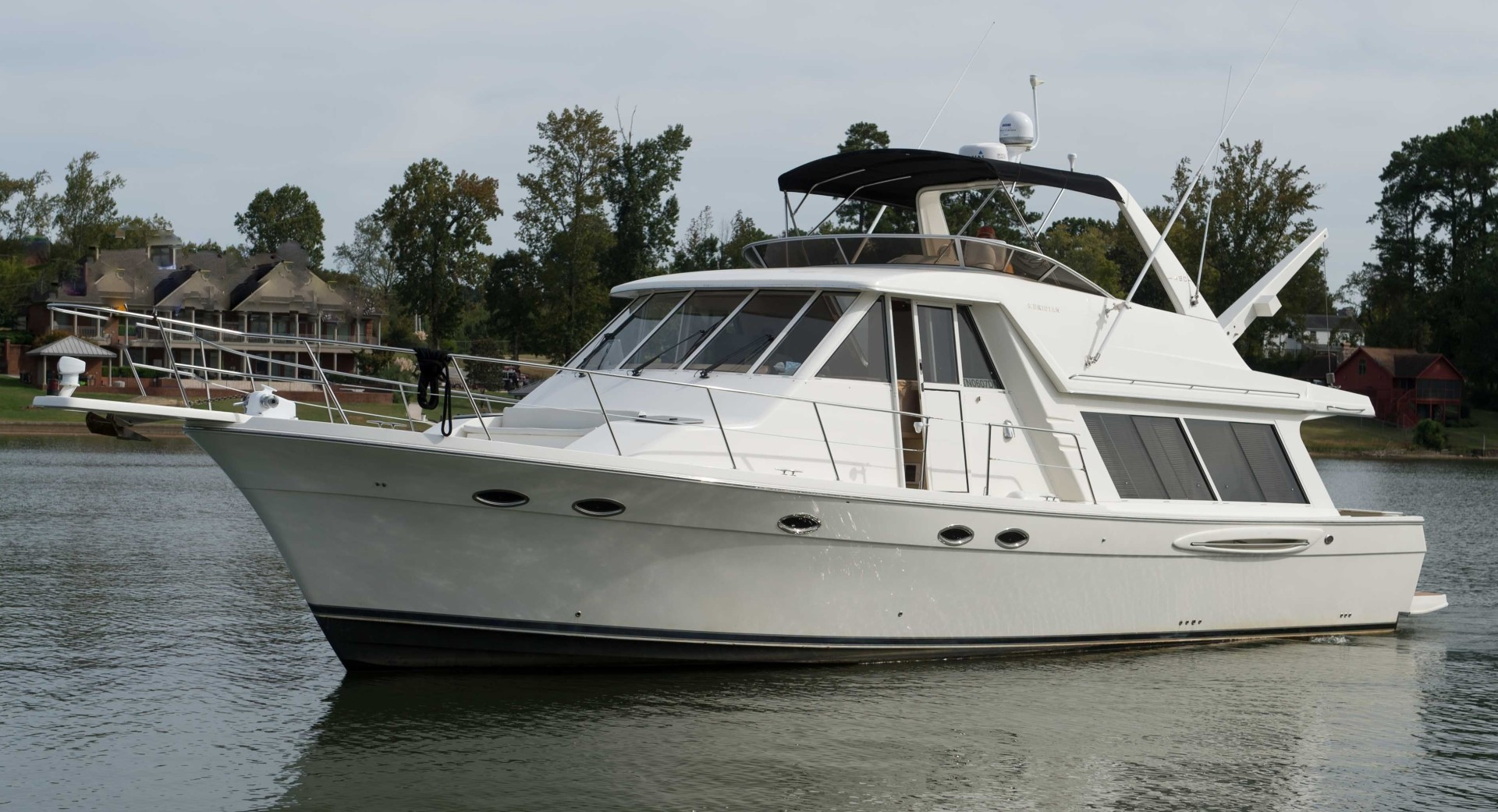 "2006 Meridian 49' 490 Pilothouse ""At Last"""