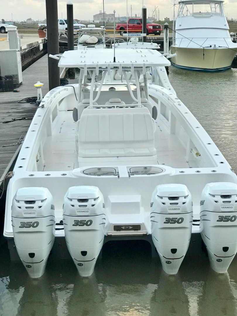Invincible-Catamaran 2018-Pit Boss Freeport-Texas-United States-1380081 | Thumbnail